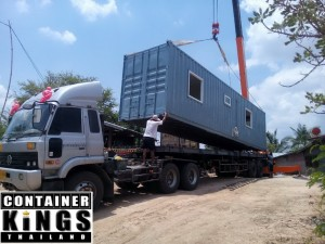 Container Kings Thailand - Accommodation Unit 40ft A 029