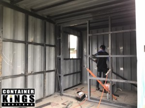 Container Kings Thailand - Accommodation Unit 004