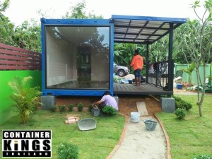 Container Kings Thailand - Accommodation Unit 021