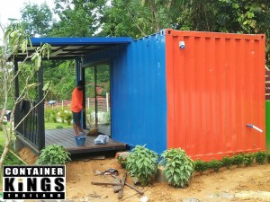 Container Kings Thailand - Accommodation Unit 022