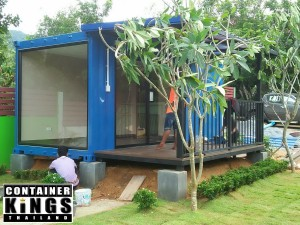 Container Kings Thailand - Accommodation Unit 023