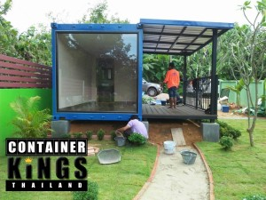 Container Kings Thailand - Accommodation Unit 024