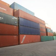 20 and 40ft Used Containers