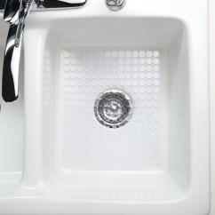 Kitchen Sink Mats Counter Bar Stools Interdesign Clear Circo Mat The Container Store Q A
