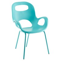 Surf Blue Oh! Chair by Umbra | The Container Store