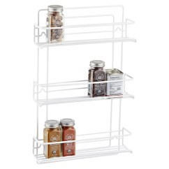 Kitchen Spice Rack Comfortable Chairs 3 Shelf Wire The Container Store