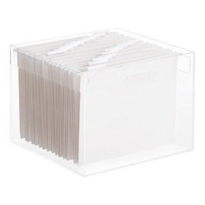 Rousing Durable Powder Coat Finish File Hanging File Box
