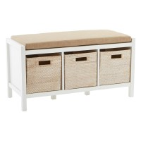 Storage Bench - Division Storage Bench | The Container Store
