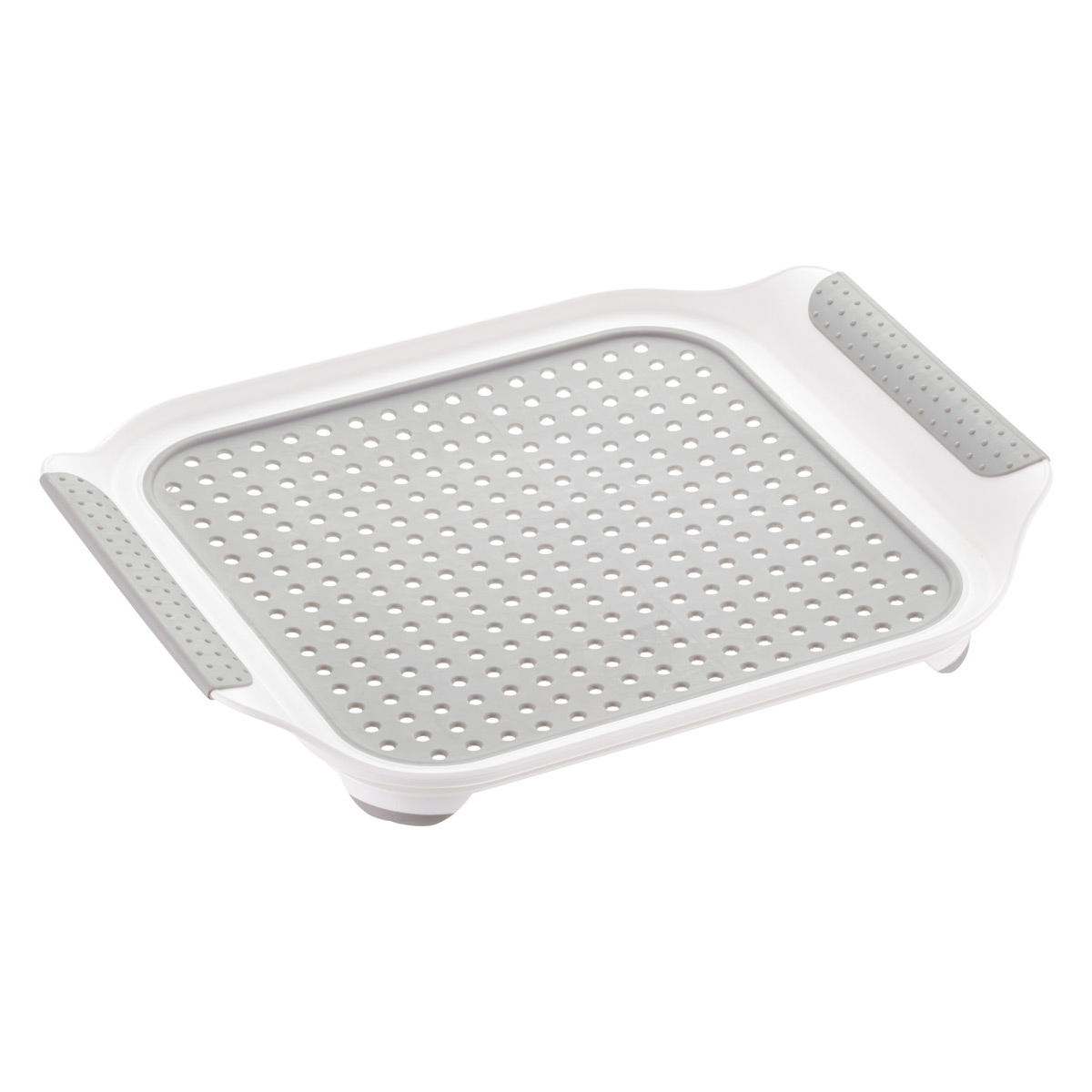 kitchen sink mats stools with backs madesmart soft mat the container store