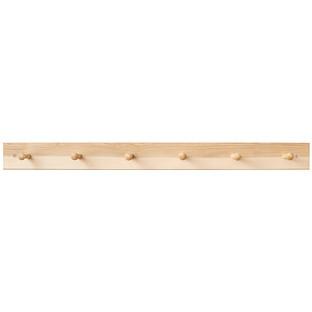 maple shaker peg racks