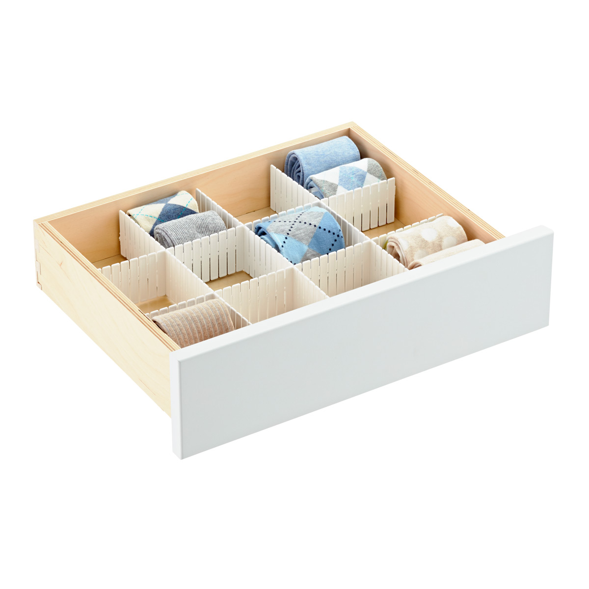 Kitchen Drawer Divider Kits
