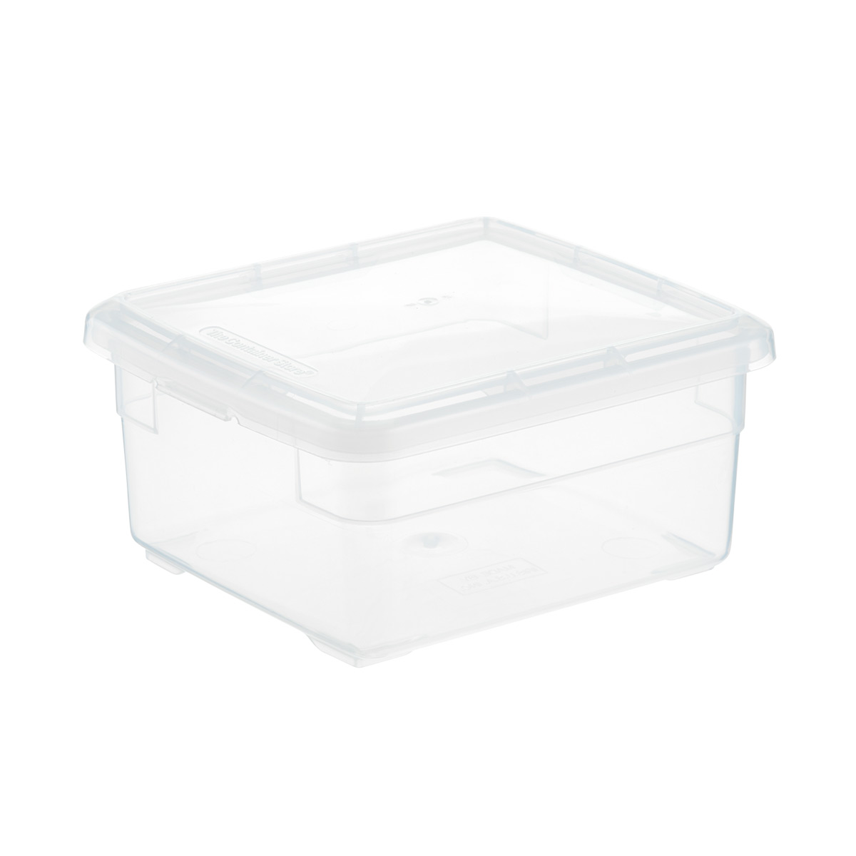 Clear Plastic Containers With Lids For Storage