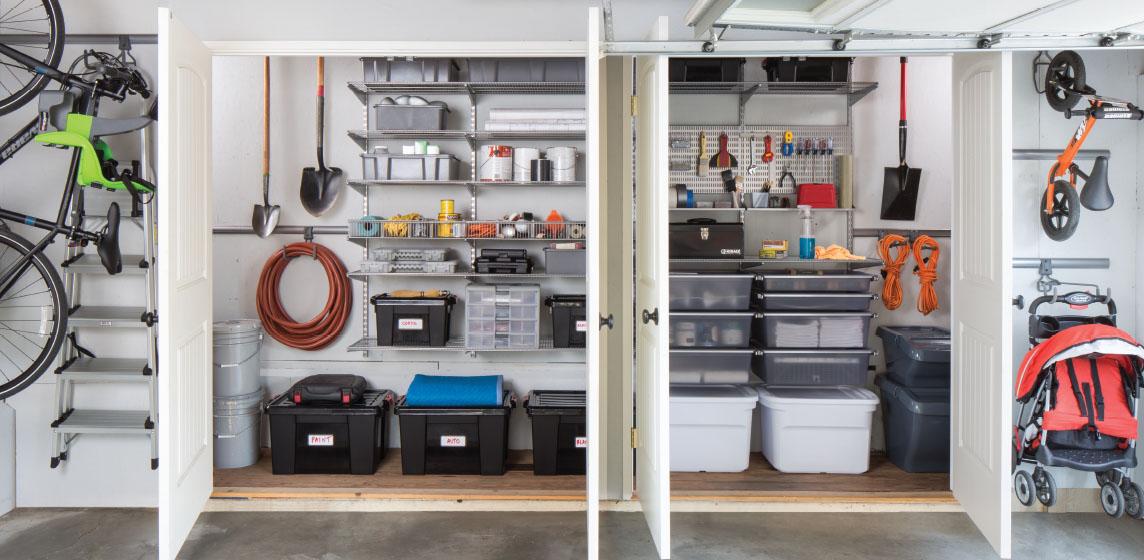 Garage Shelving Ideas  Design Ideas for Custom Garage Storage Systems