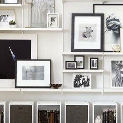 Shelves Living Room Leather Set Shelving Ideas Design For Entertainment Wall Shop This Space