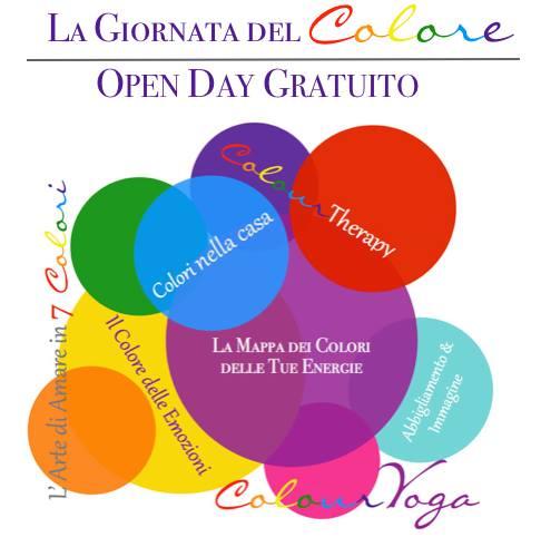 La Giornata Del Colore Open Day