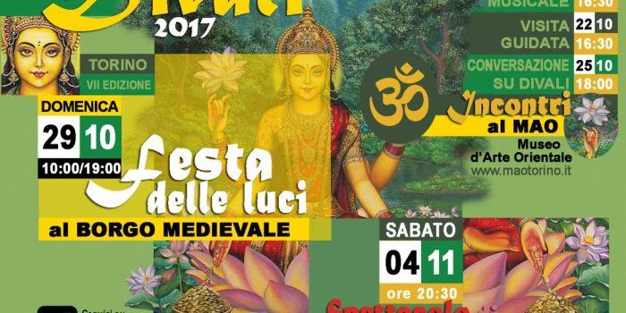 Venite A Trovarci Al Divali, La Festa Delle Luci Al Borgo Medievale