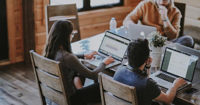 El coworking mejora la productividad de los trabajadores autónomos