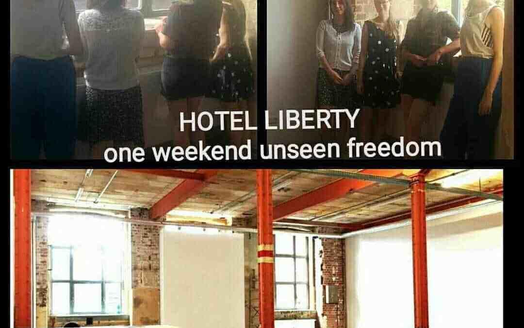 Hotel Liberty – one weekend unseen freedom | Leipzig 16.-17.09.17