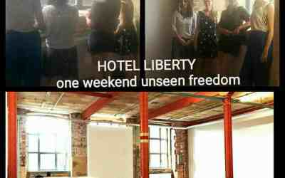 Hotel Liberty – one weekend unseen freedom | Leipzig 16.-17.09.17