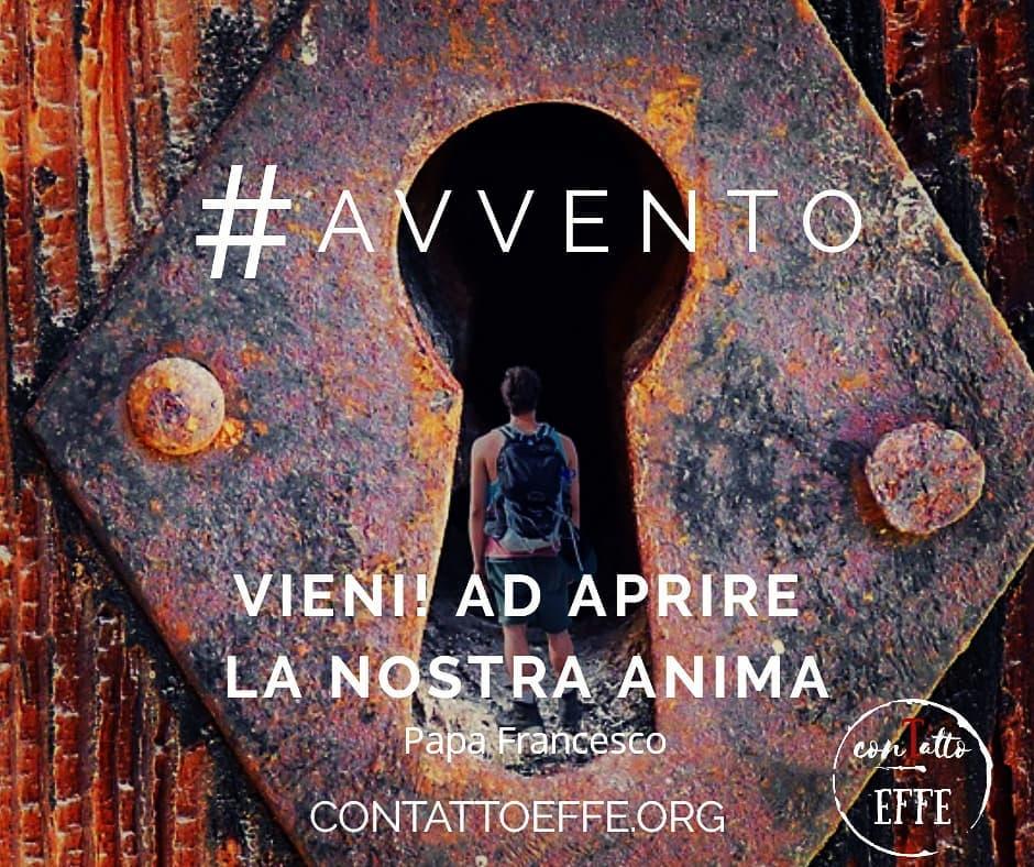 #Avvento – Vieni! Ad aprire…