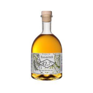 Cognac 42°7 – Fut unique n°46 – Bons Bois 2010