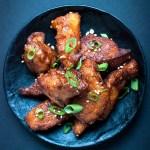 Hawaiian Mochiko Chicken