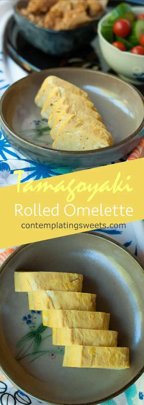 Japanese Egg Roll- Tamagoyaki