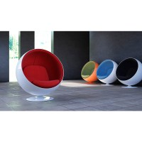 Contemporary Galleries - Circle Lounge Chair