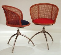 swivel chair price philippines orange bucket young lady by alias from contemporaryhi