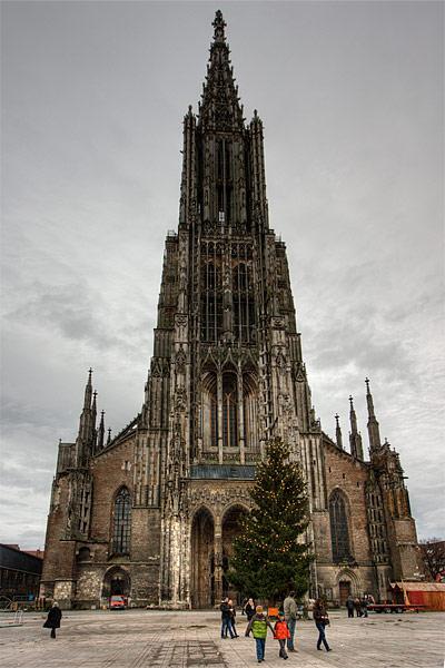 Ulm Minster  Worlds Tallest Church  ContemporaryNomadcom