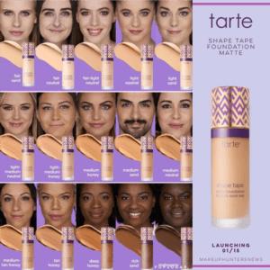 make-up shades