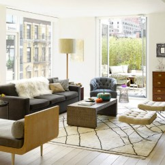 Living Room Rugs Fancy Tables 7 Stunning In Elle Decor That You Will Want To Steal
