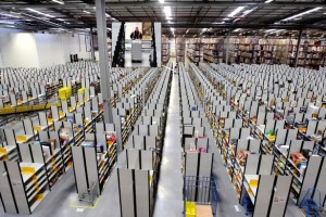 Amazon Warehouse Halbeath