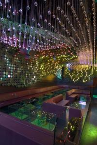 The Greenhouse Nightclub Interior by bluarch Architecture ...