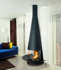 The Latest Models of Focus Fireplaces by Dominique Imbert ...