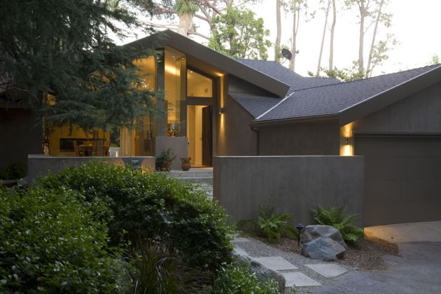 Before Amp After The Garfield Residence By Fer Studio