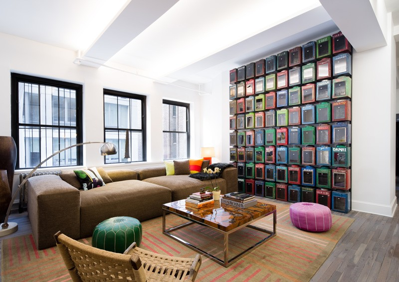 new york loft style living room color scheme ideas pictures flatiron meets bali in this by matiz architecture mad