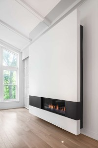 Design Detail - A Modern Minimalist Fireplace Surround ...