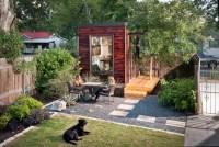 92 Square Foot Backyard Office by Sett Studio | CONTEMPORIST