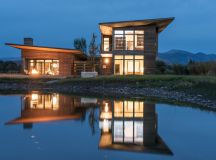 A Family In Wyoming Goes Contemporary | CONTEMPORIST
