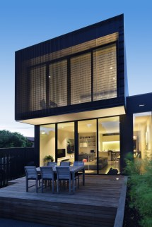Cube House Carr Design Group Contemporist