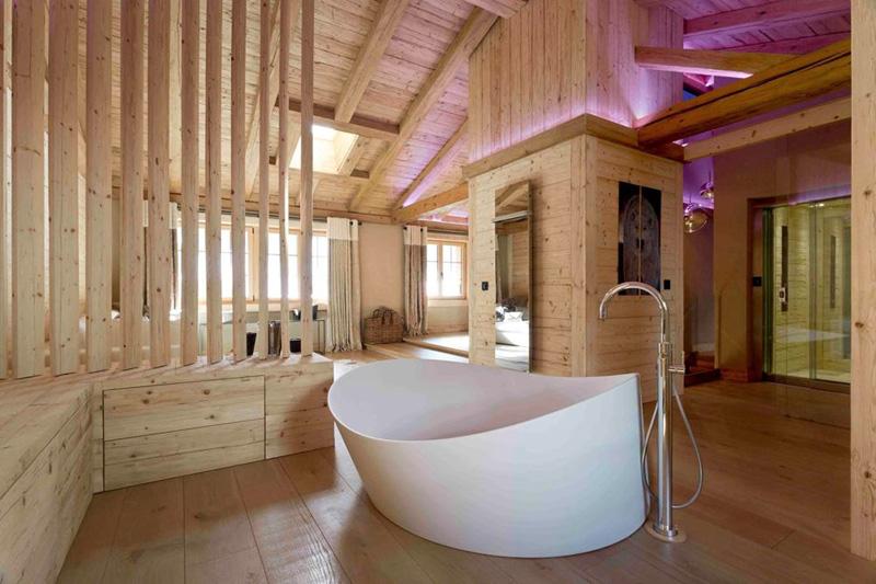 7 Amazing Bathrooms With Freestanding Bathtubs  CONTEMPORIST