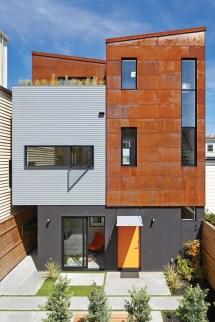 Two Homes Zack De Vito Architecture Share Single