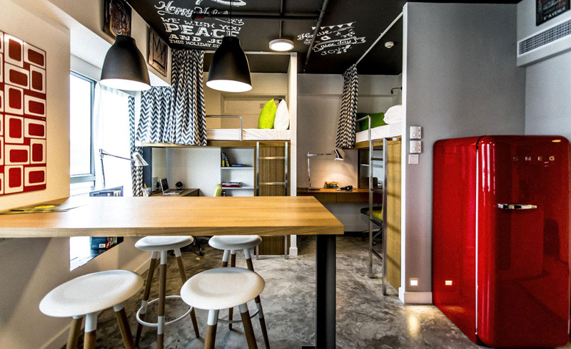 Look Inside A Student Apartment In Hong Kong  CONTEMPORIST