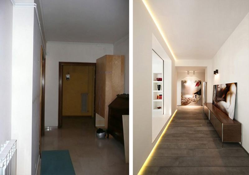 Apartment Hallway Decorating Ideas