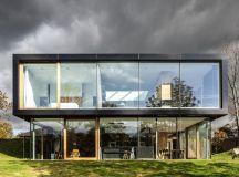Dutch architects design a new house around a preserved ...