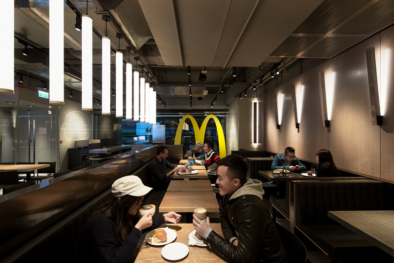 This is the most remarkably modern McDonalds weve ever seen
