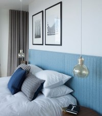 21 Examples Of Bedrooms With Bedside Pendant Lights ...