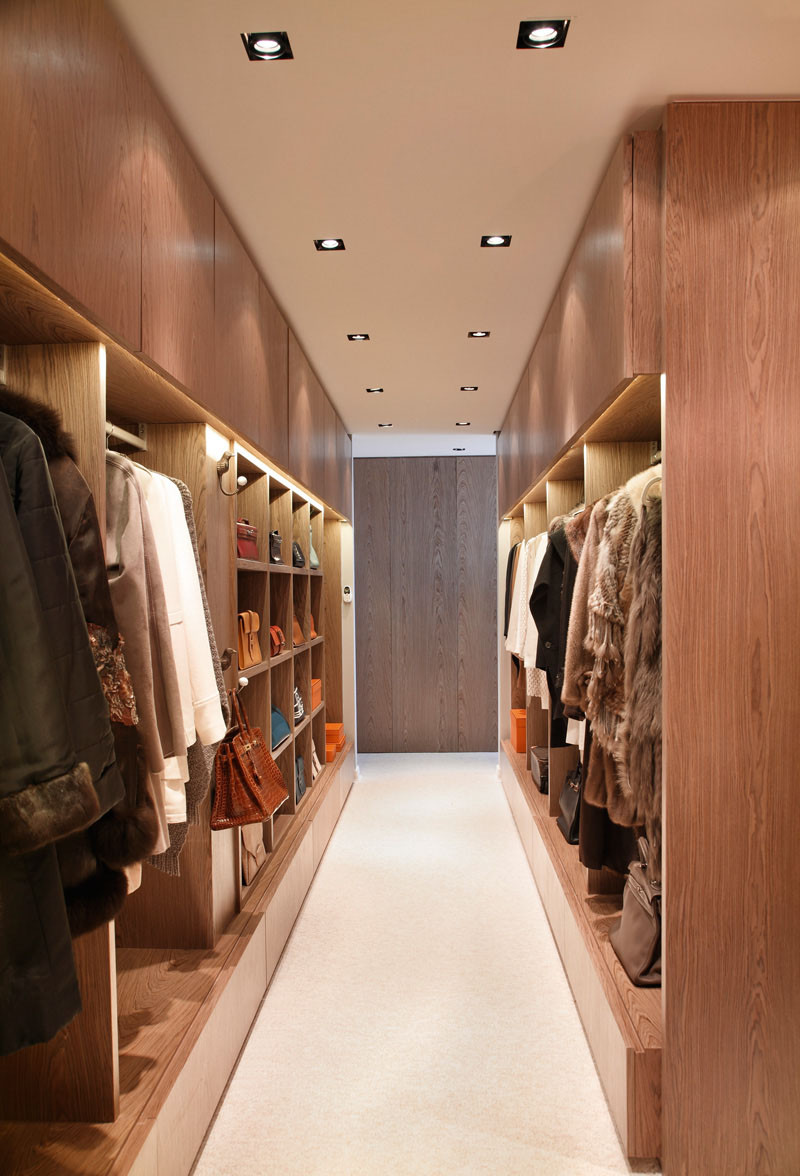 15 Examples Of WalkIn Closets To Inspire Your Next Room