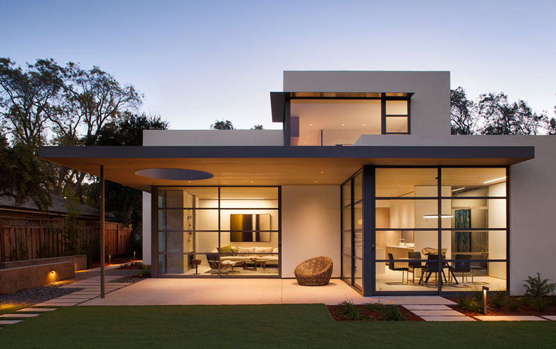 This Lantern Inspired House Design Lights Up A California